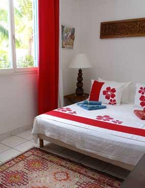 Les chambres d'hôtes de Kia Ora